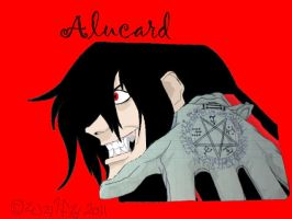 Alucard recoloured on PS3 by StarCrossedPsycho