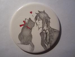 Black Butler Coaster (2) by Timelady93