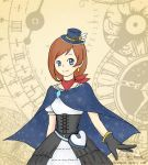 Turnabout Steampunk: Trucy by RabbitonBooks