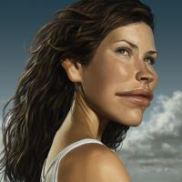 Evangeline Lilly by YoannLori