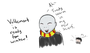 Share Your Scarf by Eclipsehate