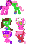 Foals for MusicForRush~ by star4567980