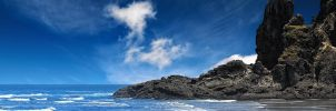 Lions Rock Panorama by meemo