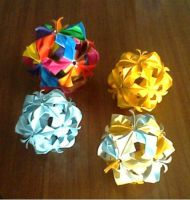 Kusudama - Arabesque by collarander