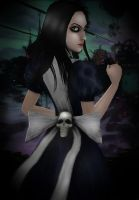 Don't mess with me! - Alice: Madness Returns by himi-ko