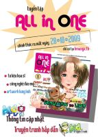 AIO mangazine No1 by ginty212