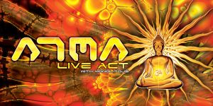 ATMA live Olympic flyer front by nemezees