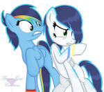 DOLL: Not to Startle You, but You Have a Sister by Winter-Wondermare