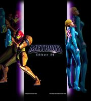 Free Metroid: Other M YT BG by MTS3