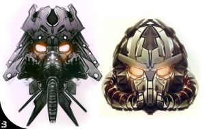 killzone helmet by easycheuvreuille