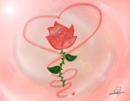 Rose of Love by kuLets