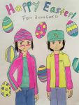 Easter 2015!!! by AnimeGeek15