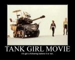 Tank Girl by Onikage108