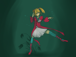 IPL PAINT -- Lily by static-mcawesome