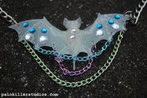 Decora Butterfly Bat by PainkillerStudios