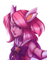 Star Guardian Lux by HXDV