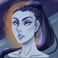 [Widowmaker WIP] by Kalloway