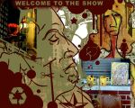 welcome to the show by samta