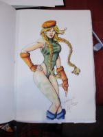 Spielemesse 2014: Cammy by Phantagrafie