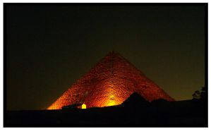 The Great Pyramid, Giza by jonway4