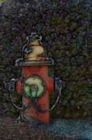 Fire Hydrant by carsonations