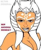 Ahsoka Work In Progress Teaser by ElTheGeneral