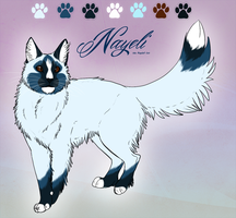 ..: Nayeli Refsheet :.. by Freewolf7