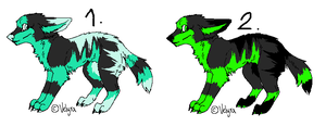 points adoptables SOLD by AdoptableFactory
