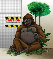 Kong Chronicles - Clone Kong by hawanja