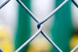 Fence by everythingphotos
