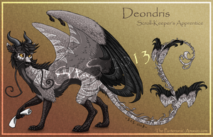 Deondris by SekoiyaStoryteller