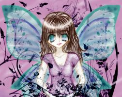 Taree is a fairy by yuna-chicky-yummy