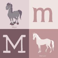 M for Horse by Citron--Vert