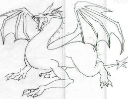 Other game Dragon by DraveDragonheart