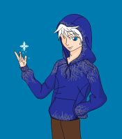 Jack Frost ''Don't you want to believe?'' by wiccanmagic97