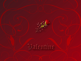 Valentine Rose 2015 by WDWParksGal