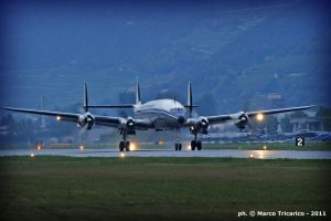 Evening take off run by mc205veltro