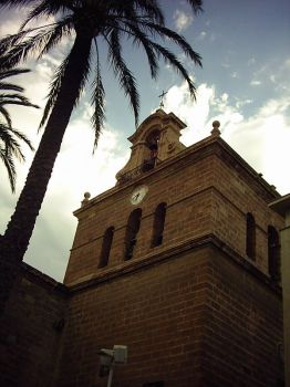 cathedral  of Almeria by Aya-chan2D