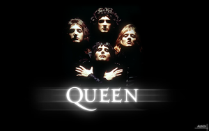 Queen Band Wallpaper by ash0r