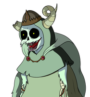The Lich by skatergirl8888