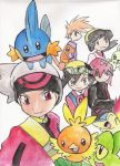 Pokemon Adventures by TheSonoftheDarkness