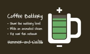 Coffee Battery NBookEd by Hammer-and-Nail86