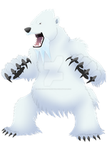 Beartic (for Kame's Ice collab)