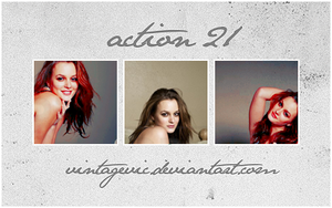 Action 21 by vintagevic