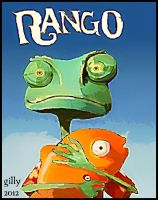 Rango by gilly15