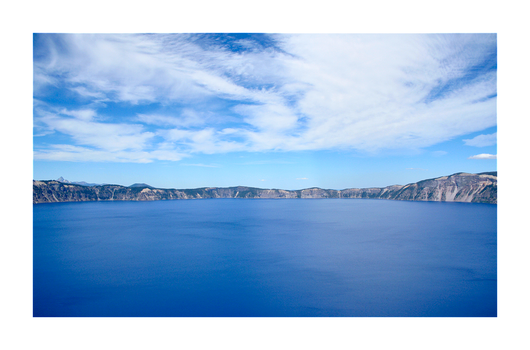 Crater Lake 3 by YellowEleven
