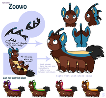Species: Zoowo by Tatchu