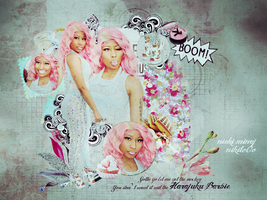 nicki minaj blend 25 by nikito0o