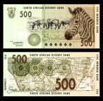 SA Bank Note - R500 by SouthernDesigner