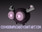 Nubs of DOOM- first 3D model by cosmographia